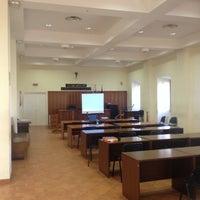 Photo taken at Tribunale di Frascati by Francesco P. on 11/20/2014