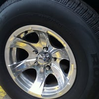 Photo taken at Used Tire World by Teresa E. on 11/7/2012