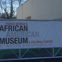 Photo taken at Prince George's African American Museum and Cultural Center by Brent J. on 12/28/2016