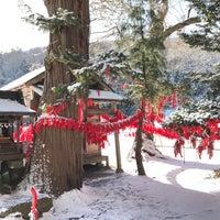 Photo taken at 卯子酉様 by Masaya T. on 2/11/2017