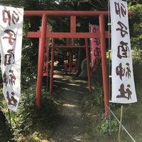 Photo taken at 卯子酉様 by Masaya T. on 9/20/2017