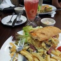 Photo taken at Wadihana Islamic Steakhouse by Eyta Adriana Adam  on 9/3/2013
