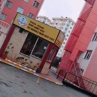 Photo taken at Şehit Samet Uslu Kız Anadolu İmam Hatip Lisesi by Tunahan Y. on 2/10/2017