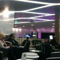 Photo taken at Virgin Australia Lounge by Garry L. on 7/26/2013