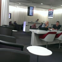 Photo taken at Virgin Australia Lounge by Garry L. on 3/3/2013