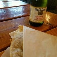 Photo taken at Perierra Crêperie by Phil D. on 9/28/2016