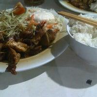 Photo taken at Qudama Japanese Food by Aji N. on 7/15/2013