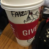 Photo taken at Starbucks by Faeezani F. on 12/10/2017