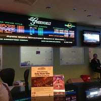 Photo taken at Greenbelt 3 Cinemas by Joe Y. on 5/29/2013