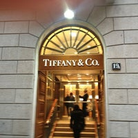 Photo taken at Tiffany & Co. by Francesco T. on 1/15/2013