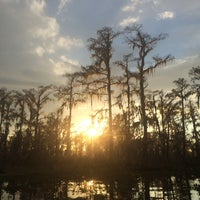 Photo taken at Airboat Tours by Arthur by Rose A. on 2/7/2016