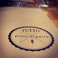 Photo taken at Tutto Pizza & Pasta by rs65 on 1/18/2014