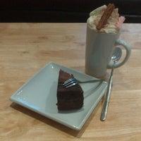 Photo taken at brown sugar café by Nico S. on 5/3/2013