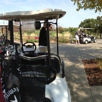 Photo taken at Crystal Lake Golf Course by Alex J. on 9/28/2012