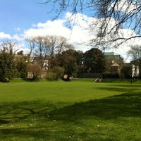 Photo taken at Iveagh Gardens by Sabine on 4/20/2013