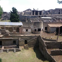 Photo taken at Area Archeologica di Pompei by Елена on 7/13/2013