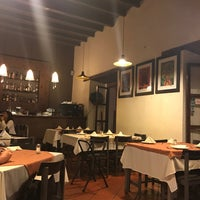 Photo taken at Los Pacos -Alta Cocina Oaxaqueña- by Roctav A. on 3/17/2017