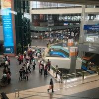 Photo taken at Noi Bai International Airport (HAN) by teemik on 3/27/2013