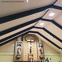 Photo taken at St. Joseph the Patriarch Parish by makki t. on 8/7/2016