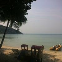 Photo taken at Ao Prao Resort by Elle อ. on 1/21/2013