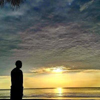 Photo taken at minitel by the sea by Wisit P. on 10/7/2015