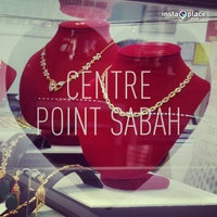 Photo taken at Centre Point Sabah by Angie on 6/21/2013
