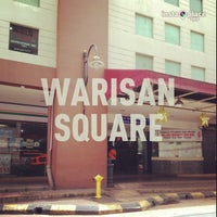 Photo taken at Warisan Square by Angie on 7/15/2013