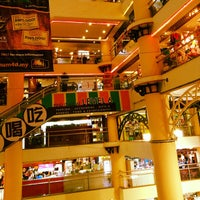 Photo taken at Sungei Wang Plaza by Angie on 5/12/2013