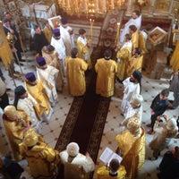 Photo taken at Храм святителя Николая Чудотворца by Kira P. on 5/22/2015