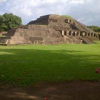 Photo taken at Parque Arqueológico Tazumal by Josue Ivan V. on 10/5/2013