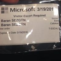 Photo taken at Microsoft Turkey by Baran S. on 3/19/2016