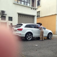 Photo taken at Car Wash RM8 by Abdul Hannan R. on 5/1/2013