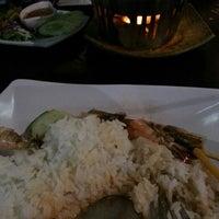 Photo taken at Restoran Thai Tom Yam Kung by Nadzirah N. on 1/10/2016