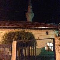 Photo taken at Tahtali Xhami by Selim Q. on 8/1/2013