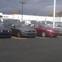 Photo taken at Avis Ford by LA K. on 10/20/2012