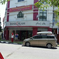 Photo taken at Bank Islam Port Dickson by Muhammad F. on 6/16/2016