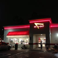 Photo taken at In-N-Out Burger by Sara B. on 11/30/2012