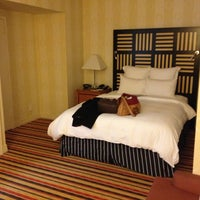 Photo taken at Renaissance Washington, DC Dupont Circle Hotel by Jennifer on 10/10/2012