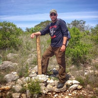 Photo taken at Hill Country State Natural Area by John W. on 4/16/2014