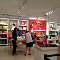 Photo taken at Coach Factory Outlet by Sara G. on 9/8/2013