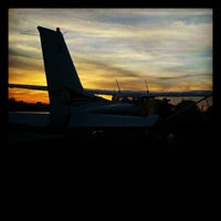 Photo taken at Aces High Aviation by Jared K. on 12/5/2012