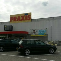 Photo taken at Praxis Stadionweg by Kilt M. on 7/23/2015