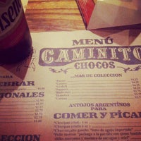 Photo taken at Caminito Chocos by Mario P. on 12/27/2012