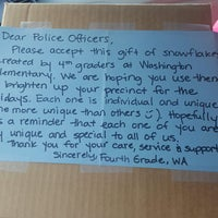 Photo taken at Olathe Police Department by Dawn C. on 12/23/2016