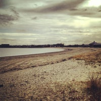 Photo Taken At Carson Beach By Austin S On 11 21 2012