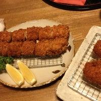 Photo taken at 日本の洋食 玉いち by Kiyoaki Y. on 2/22/2013