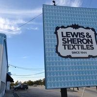 Photo taken at Lewis and Sheron Textiles by Jennifer Kjellgren ~. on 2/22/2013