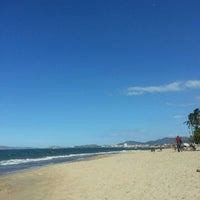 Photo taken at Playa Los Canales by Jesus A. on 1/19/2013