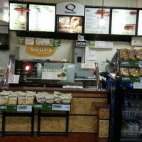 Photo taken at Quiznos by Nicole S. on 2/8/2013