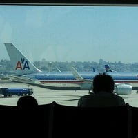 Photo taken at Gate 40 by Raylene B. on 9/17/2012